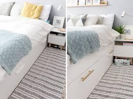 ikea brimnes bed. Ikea Hack - Brimnes Bed (1)
