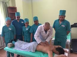 Эксперимент по подготовке слепых массажистов в Актобе удался  Эксперимент по подготовке слепых массажистов в Актобе удался впереди обучение специалистов для всего Западного Казахстана
