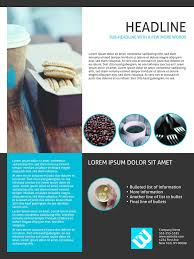 Informational Poster Sample Layout Free Poster Templates Examples 15 Free Templates
