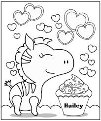 Diy digital emphasis with color project (color). Free Personalized Printable Coloring Pages For Kids Partyideapros Com