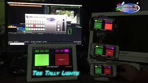 Vmix Tally Light Set Vmix Smart Controller