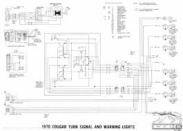 wiring diagram for 69 mercury cougar wiring diy wiring diagrams manual complete electrical schematic 1970