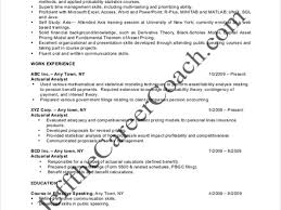 actuary resume cover letters 30 actuarial cover letter sample actuary resume cost accountant