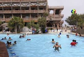 the schlitterbahn riverpark resort on north padre island is headed to foreclosure if a