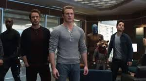 the heroes are all together again in new avengers endgame trailer