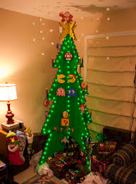 Super Mario Star Christmas Tree Topper Stained Glass StarSuper Mario Christmas Tree