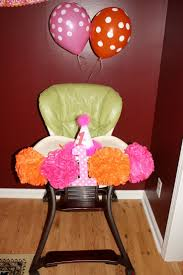 1st birthday highchair decorations google search