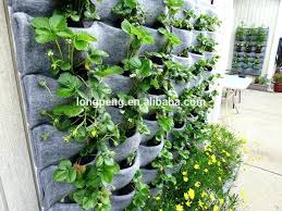 wall hanging flower garden planter planters plant pots ceramic mounted
