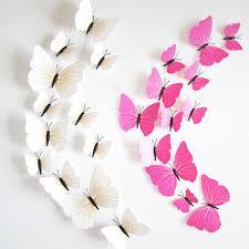 3d Butterfly Wall Decor Cheap Butterfly Wall Decor 3d Find Butterfly Wall Decor 3d Deals