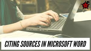 Carpe And Zen On Twitter How To Cite Sources In Microsoft Word