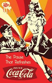 Image detail for -Vintage Coca-Cola Poster Vector