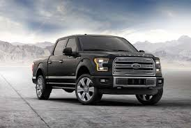 Ford unveils the 2016 F-150 Limited; raises bar on luxe trucks with ...