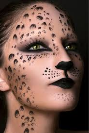 stunning leopard face paint rawr this get what you need to recreate the