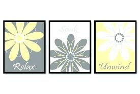 wall arts grey and yellow wall art like this item canvas teal zoom