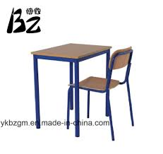 china new square school desk and chair bz 0074 china classroom furniture student desk and chair