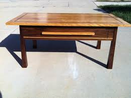 cherry coffee table. Walnut And Cherry Coffee Table