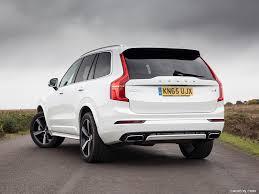 2016 Volvo XC90 R-Design (UK-Spec) White | HD Wallpaper #28