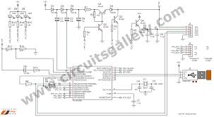 circuit diagram of pic chip programmer