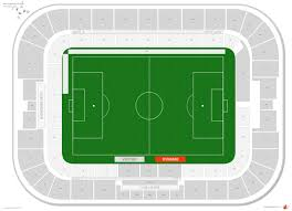 Bbva Compass Stadium Seating Guide Rateyourseats Com