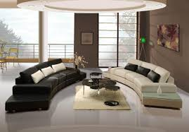 Living Room Contemporary Furniture Exposed Beige Brick Wall Along Modern Living Room Designs For