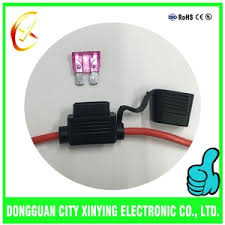 automotive wiring harness products catalogue oem custom made fuse cable assembly for auto