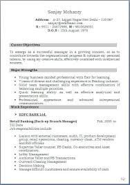 Career Objective For Resume For Bank Jobs Best of Sample Resume For Bank Jobs Freshers Luxury Writing A Master S