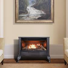 pro vent free 25k btu free standing gas stove fireplace for awesome gas fireplace cover