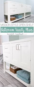 building your own bathroom vanity. With A Little Bit Of Woodworking Experience You Can Build Your Own Bathroom Vanity. Building Vanity