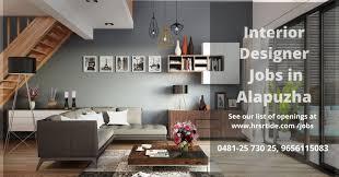 Interior Designer Jobs In Alapuzha For B Tech Or Civil Engineer