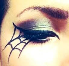 spider web eye makeup image result for spiderweb eye makeup makeup make up