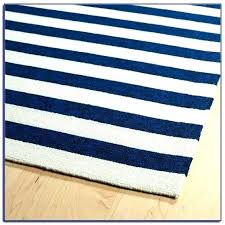 striped cotton runner rugs navy and white rug photo 1 of 6 wonderful blue