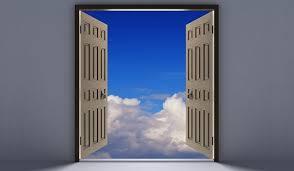 wide open doors.  Open Doors Of Repentance Always Wide Open With W