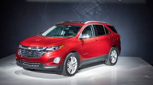 2018 Chevrolet Equinox Review - Top Speed