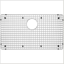 stainless steel sink grid 29 x 16