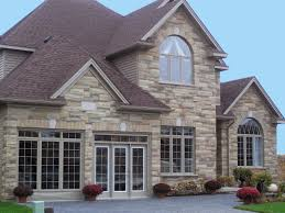 Exterior Stone Stone Magnificent Homes With Stone Exterior
