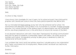 Letter Of Recommendation For Letter Of Recommendation For Babysitter Dew Drops