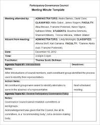 how to take minutes for a meeting template meeting minutes template 25 free samples examples