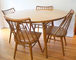 mid century modern kitchen table. Conant Ball Dining Set 1 Mid Century Modern Kitchen Table A