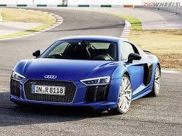 new car launches audi2016 Auto Expo New Audi R8 V10 Plus launched in India at Rs 247