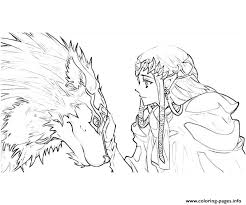 Wolf Link Coloring Pages At Getdrawingscom Free For Personal Use
