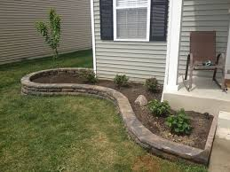 simple landscaping ideas. Diy Front Yard Landscaping Simple Ideas On A Within Landscape Regarding Decorations 2 D