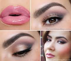it s wearable wednesday and for today s makeup edition i m keeping it soft natural and feminine this pretty in pink smokey look is perfect for any