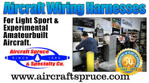 aircraft spruce aircraft wiring harnesses, deland sport aviation aircraft wire harness installation at Wire Harness Aircraft