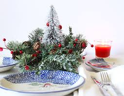 table christmas tree. mini christmas tree centerpiece diy craft. simple holiday table decor you can make in minutes f