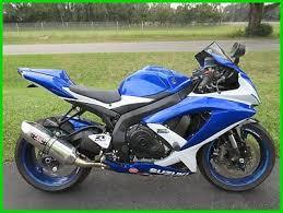 03 gsxr 750 motorcycles