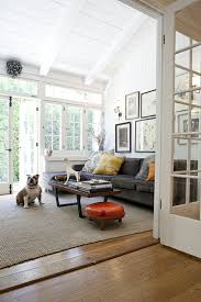 sunroom office ideas. Dogs Inside: A Blog Dedicated To Cute Pups In Interiors. Sunroom IdeasSunroom OfficeSunroom Office Ideas