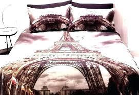 paris comforter set queen themed bedding sets trendy size k paris comforter set