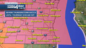 Severe Thunderstorm Watch issued for SE ...