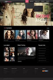Web Page Design Models Fashion Website Template Website Templates