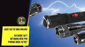 Mua đèn pin phóng điện để tự vệ, có bị vi phạm pháp luật? – DC Counsel –  Văn Phòng Công Ty Luật Sư Tư Vấn Pháp Lý TP.HCM